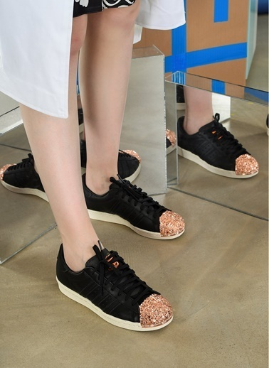 adidas Superstar 80S Metal Siyah